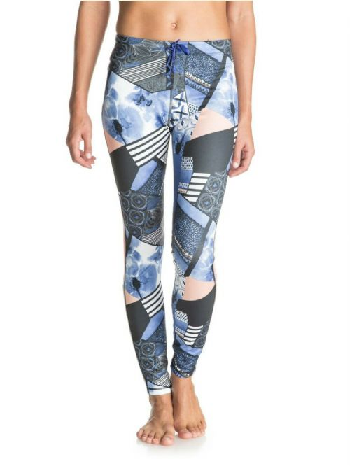 REDUCED.ROXY WOMENS LEGGINGS.STAY ON SPORTS FITNESS RUNNING YOGA GYM PANTS S20F